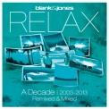 Blank & Jones - Relax - A Decade 2003-2013 - Remixed & Mixed  '2013