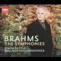 Johann Brahms - The Symphonies (Simon Rattle, Berliner Philharmoniker) (Disc 1) '2011