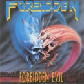 Forbidden - Forbidden Evil    (Combat-Relativity, 88561-8257-2, USA) '1988