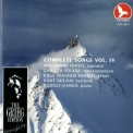 Edvard Grieg - Complete Songs Vol.IV CD16 '1993