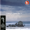 Edvard Grieg - Complete Songs Vol.V CD17 '1993