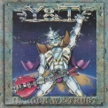 Y&T - In Rock We Trust       (2005, Majestic Rock Records U.K.) '1984
