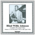 Blind Willie Johnson - Complete Recorded Works Vol. 1 '2011