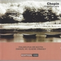 Frederic Chopin - Piano Concertos (Eugene Ormandy, Emanuel Ax, Philadelphia Orchestra) '2004