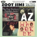Zoot Sims - Four Classic Albums (2CD) '2009