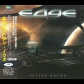 Edge, The - Heaven Knows (Japanese Edition) '2012