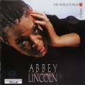 Abbey Lincoln - The World Is Falling Down '1990
