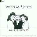 Andrews Sisters, The - Golden Greats (3CD) '2001