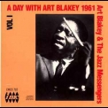 Art Blakey & The Jazz Messengers - A Day With Art Blakey 1961, Volume 1 '1987