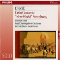Dvorak - Cello Concerto, Symphony No. 9 '1994