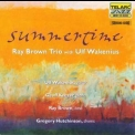Ray Brown Trio, The - Summertime '1997
