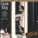Carole King - The Carnegie Hall Concert (2010 Remastered) '1996