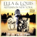 Ella Fitzgerald & Louis Armstrong - Autumn In New York '2008