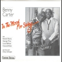 Benny Carter - In The Mood For Swing '1987