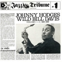 Johnny Hodges & Wild Bill Davis - Jazz Tribune N°1 '1992