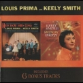 Louis Prima & Keely Smith - Hey Boy! Hey Girl! / Swingin' Pretty '2009