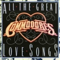 Commodores, The - All The Great Love Songs '1985