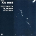 Joe Pass - University Of Akron Concert '1986