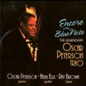 Oscar Peterson Trio, The - Encore At The Blue Note '1998