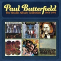 Paul Butterfield Blues Band, The - The Studio Album Collection 1965-1971 (6CD) '2015