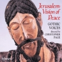 Gothic Voices, Christopher Page - Jerusalem, Vision Of Peace '1998