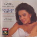 Kathleen Battle - Handel - Arias - Kathleen Battle '1990