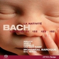 Bach - Cantatas For The Nativity '2008