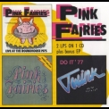 Pink Fairies - Live At The Roadhouse & Previously Unreleased '1991