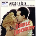 Miklos Rozsa - Double Indemnity / Двойная страховка OST '1944