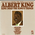 Albert King - Blues For Elvis (King Does The King's Things) '1991