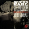 Ronnie Earl & The Broadcasters - Grateful Heart, Blues & Ballads '1996