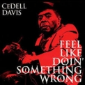 Cedell Davis - Feel Like Doin' Something Wrong '1995
