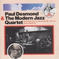 Paul Desmond, Modern Jazz Quartet -  Paul Desmond, Modern Jazz Quartet  '1971