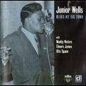 Junior Wells - Blues Hit Big Town '1998