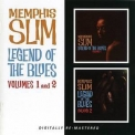 Memphis Slim - Legend Of The Blues Volumes 1 And  2 '2010