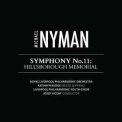 Michael Nyman - Symphony No.11 Hillsborough Memorial '2014