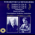 Willem Mengelberg, Royal Concertgebouw Orchestra - Tchaikovsky Symphonies Nos.4 & 5 (continues) '2000