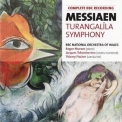 Bbc National Orchestra Of Wales - Thierry Fischer - Messiaen/turangalila Symphony '2006