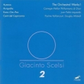 Giacinto Scelsi - Carnegie Mellon Philharmonic & Concert Choir (The Orchestral Works 1) '2001