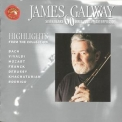 James Galway - James Galway - Sixty Flute Masterpieces (highlights) '1999