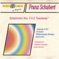 Schubert - Symphony No.8 'unfinished'_symphony No.5_serenade '1996