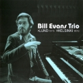 Bill Evans Trio, The - Lund 1975 & Helsinki 1970 '2009