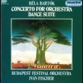 Bela Bartok - Concerto For Orchestra & Dance Suite '1998