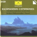 Rachmaninov - 3 Symphonies, The Rock (berliner Philharmoniker, Lorin Maazel) '1994