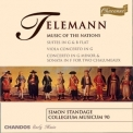 Collegium Musicum 90, Simon Standage - Telemann - Music Of The Nations '1996