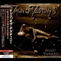 Dawn Of Destiny - Human Fragility (Japan) '2009