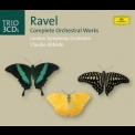 Ravel - Complete Orchestral Works - Abbado, Lso '1989