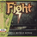 Fight - A Small Deadly Space - Japan (sicp-2431) japan '1995