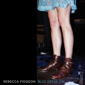 Rebecca Pidgeon - Blue Dress On '2013