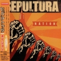 Sepultura - Nation [japan, Rrcy-11143] '2001